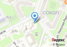 Компания «Религиозная Ассоциация Церкви Иисуса Христа Святых последних дней в России» на карте