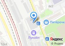 Компания «Олимп Авто» на карте