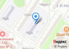 Компания «Детский сад №796» на карте