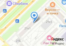 Компания «Инженерная служба» на карте