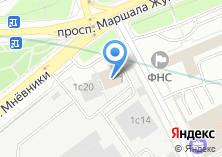 Компания «РУСБИЗНЕСАВТО» на карте