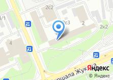 Компания «Таблички-М» на карте