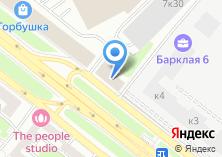 Компания «ГлавГеоСъемка» на карте