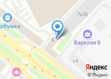 Компания «iokey» на карте