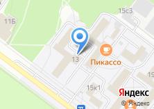 Компания «Общежитие РУДН» на карте