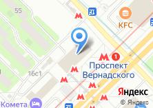 Компания «Мон блин» на карте