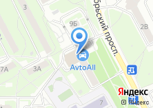 Компания «Авто-Альянс» на карте