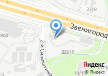 Компания «Автоцарапина.рф» на карте