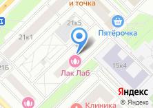 Компания «Ясен Бук» на карте