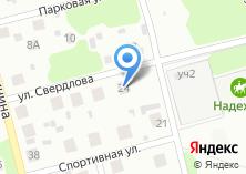Компания «ФЛЮГАРНИЦА» на карте