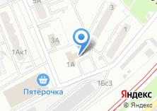 Компания «Атос Про» на карте