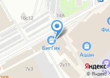 Компания «ИноксХаб» на карте