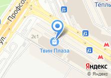 Компания «10KR.ru» на карте