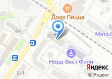 Компания «УФК Управление Федерального казначейства по г. Москве» на карте