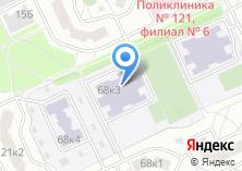 Компания «Средняя общеобразовательная школа №1978» на карте