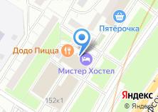 Компания «Кухни ТРИО» на карте