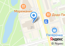 Компания «First Step» на карте