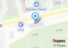 Компания «Автомойка на Лихачёвском проезде» на карте