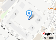 Компания «Yo-sound.ru» на карте