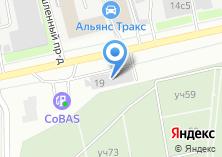 Компания «Гранитная мастерская» на карте