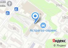 Компания «Харгривз Фаундри Лтд» на карте