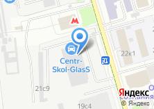 Компания «Z21» на карте