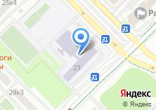 Компания «Московская международная школа» на карте