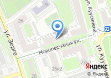 Компания «Участковый пункт полиции район Сокол» на карте