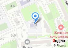 Компания «РАСКО-Ресурс» на карте