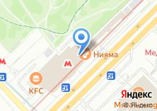 Компания «Стильный» на карте