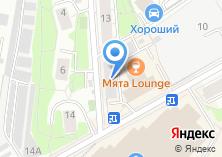 Компания «Формула Бумаги» на карте