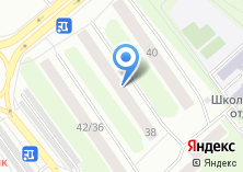 Компания «Участковый пункт полиции Головинский район» на карте