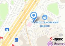 Компания «Ф-центр» на карте