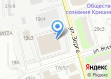 Компания «P-P-R. ru» на карте
