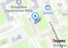 Компания «Управление социальной защиты населения Войковского района» на карте