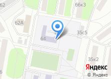 Компания «Гимназия №1583» на карте