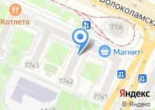 Компания «Парикмахерская анелье» на карте