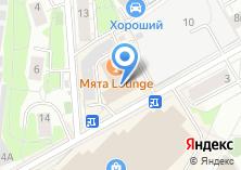 Компания «Florrusru» на карте