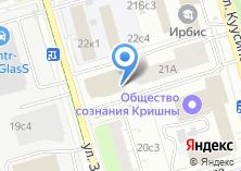 Компания «Научно-технический институт межотраслевой информации» на карте