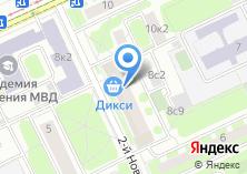 Компания «Орбита сервис» на карте