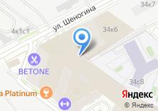 Компания «Снайдеро» на карте