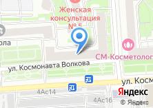 Компания «Люсьен» на карте