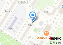 Компания «ОДС Инженерная служба района Теплый Стан» на карте