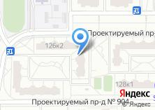 Компания «Строящийся жилой дом по ул. Остафьевская» на карте