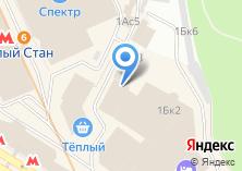 Компания «Экопрод» на карте
