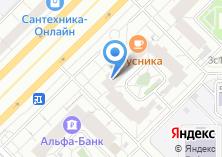 Компания «Связь и строительство» на карте
