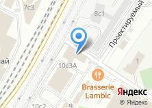 Компания «Crosswall» на карте