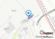 Компания «Krown центр Москва» на карте