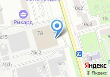 Компания «alisaprint.ru» на карте