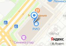 Компания «Спаго Гриль» на карте
